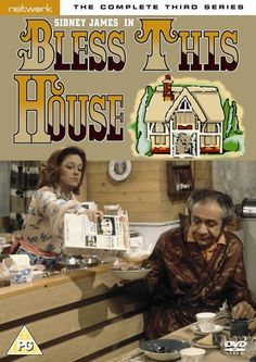 Bless This House Titles (Series - Bless This House (British TV series) - Wikipedia British Sitcoms, British Comedy, My Favorite Year, Favorite Tv Shows, Young Movie, Old Shows, First Tv, Great Tv Shows, Television Program