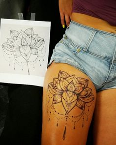 Forarm Tattoos, Dope Tattoos, Pretty Tattoos, Finger Tattoos, Hand Tattoos, Tattoo Ink, Lace Tattoo, Lotus Tattoo, Tattoo Mandala Feminina