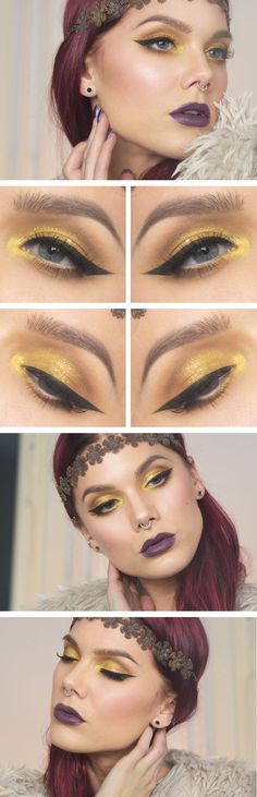 Todays look - Sparkle in the night