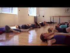 Dance Secret - Ballet Stretching - YouTube