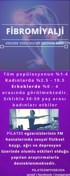 Fibromiyalji ve Pilates