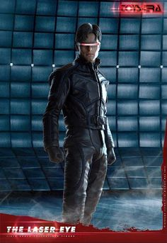 toyhaven: Check out Toys Era 1:6 scale The Laser Eye 12-inch action figure - It's Cyclops from The X-Men