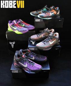Kobe 8 Elite Ultra Purple Light Loden Blue 555035 109