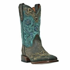 Dan Post Women's Blue Bird CC Cowgirl Boots - HeadWest Outfitters