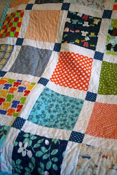 Baby Quilt By Roxy Creations