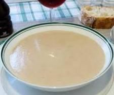 Recette Velouté de champignons facile par Nadounette - recette de la catégorie Soupes