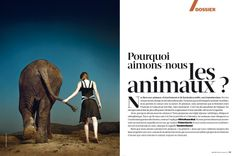 Layout Philosophie magazine #graphic design# magazine