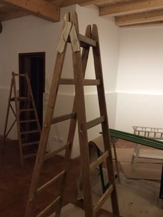 What can an old ladder become?