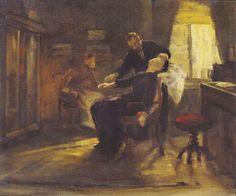 Albert von Keller - Hypnose bei Schrenck-Notzing
