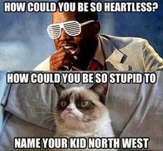 hahahahhahahahah You tell them Grumpy Cat!!!