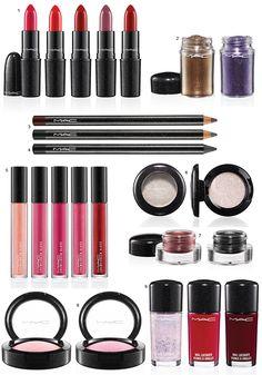 Maquiagem MAC Heirloom Mix!