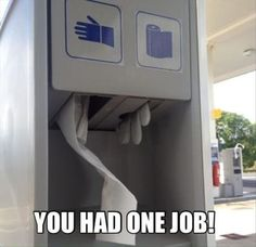 """33 Examples Of """"You Had One Job"""" Well, shit!"""