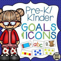 Pre-K and Kindergarden Goals