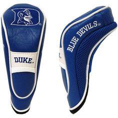 Team Golf Ncaa Duke Hybrid Head Cover, Blue