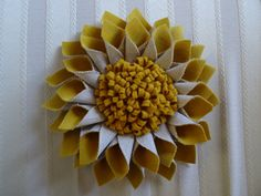 Exquisite Large Velvet Dahlia Brooch/Pin by Leophonse on Etsy