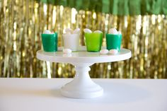 St. Patrick's Day DIY Edible Shot Cups (Made Out of Airheads)