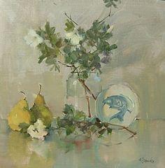 Branching Out by Nancy Franke Oil ~ 24 x 24