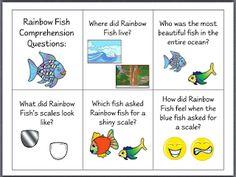 The Rainbow Fish!