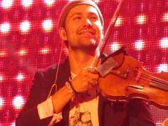 DAVID GARRETT - Thank you for loving me - O2 World - Hamburg - 15.11.2012 -