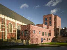 St Mary of Eton Church, Apartments and Community Rooms / Matthew Lloyd Architects LLP. Image © Mikael Schilling