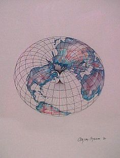 Isometric Systems in Isotropic Space-Map Projections: The Doughnut (tangent torus)