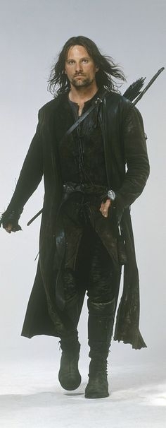 Viggo Mortensen as Aragorn                                                                                                                                                      More