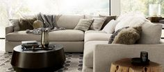 15% off The Annual Upholstery Sale | Crate and Barrel
