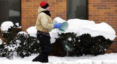 "Newsela | ""Polar vortex"" brings below-zero temperatures to much of the U.S."
