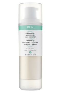 REN 'Clearcalm 3' Clarifying Clay Cleanser