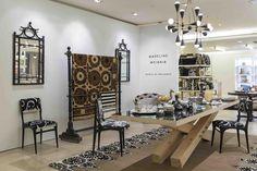 Madeline Weinrib Barneys - chandelier