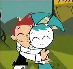 Brad and Jenny