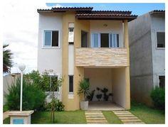 casas pequeñas y bonitas de dos plantas