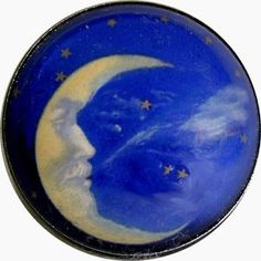 Crystal-Dome-Button-Crescent-Man-in-the-Moon-8-Blowing-the-Wind