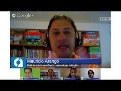 Didáctica de la enseñanza-aprendizaje del inglés Este Hangout fué realizado por Yenifer Morales, Edier Monroy y Yuliana Betancur; estudiantes de Lic. en Leng...