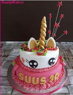 Birthday Cake, Desserts, Unicorn, Food, Tailgate Desserts, Birthday Cakes, Deserts, Eten, Postres