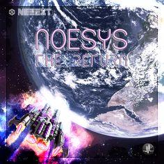 L'ultima traccia rilasciata su beatport dalla After Mess Recs composta da Noesys, Listen it!! https://soundcloud.com/noesys/noesys-the-return-original-mix #noesys #neeext #next #thereturn #cover #art #graphics #design