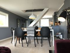 Spisestue Conference Room, Table, Furniture, Home Decor, Decoration Home, Room Decor, Tables, Home Furnishings, Home Interior Design