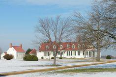 Appomatox Plantation circa:1764 Hopewell, Virginia