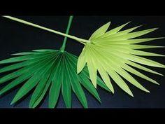 Basteln: Blumen Is Turquoise For You? Paper Leaves, Tissue Paper Flowers, Diy Flowers, Quilling Dolls, Deco Jungle, Diy Fleur, Fleurs Diy, Paper Plants, Leaf Crafts