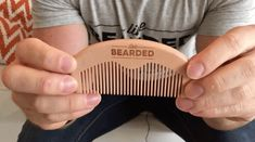 Those of you who have been bearded a while should already know the importance of a good quality beard comb. And if you don't, shame on you. A beard comb is absolutely critical for every bearded brother to have on him at ALL times. For the rookies out there: if you're currently in the midst of growing your first real beard…well congratulations! You are well on your way to a better looking and more confident version of yourself! If you haven't already noticed, you'll soon be receiving…