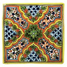 Buy the Native Trails Apricot Direct. Shop for the Native Trails Apricot Talavera Tile W x H Hand Painted Apricot Tile and save. Tile Accent Wall, Accent Decor, Wall Tiles, Painting Ceramic Tiles, Painted Tiles, Spanish Style Bathrooms, Pink Tiles, Border Tiles, Poblano