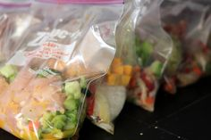 make ahead crock pot recipes (these are actually food- no bottled yuck or garlic salt!)
