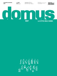 Domus 1007, November 2016