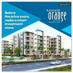 #RajhansOrange: Before the price soars, make a smart investment move.