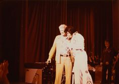 Elvis and Vernon - Elvis never left