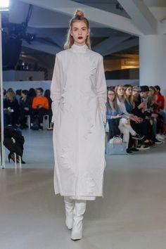 IMRECZEOVA FW17 runway Runway, Coat, Jackets, Fashion, Cat Walk, Down Jackets, Sewing Coat, Moda, La Mode