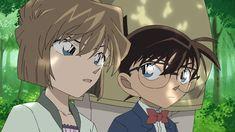--Conan and Haibara--