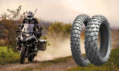 Como escolher o melhor pneu para uma Adventure Tourer