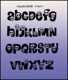 Free Halloween font