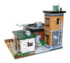 Ragge Runarson's business building | by LegoJalex